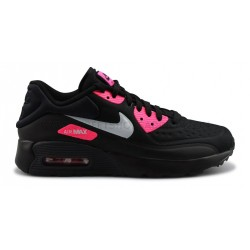 NIKE AIR MAX 90 ULTRA SE JUNIOR NOIR ROSE