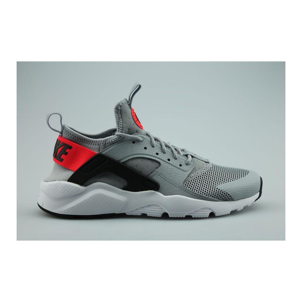 Nike Air Huarache Run Ultra Junior Gris 847569-003_40 ...