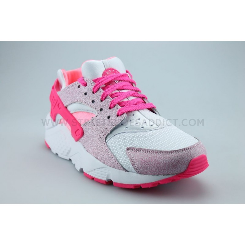 Huarache Run Rose