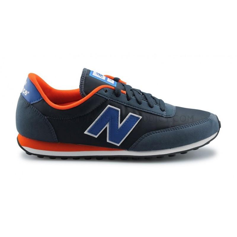 new balance u410 bleu orange