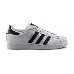 ADIDAS ORIGINALS SUPERSTAR BLANC NOIR