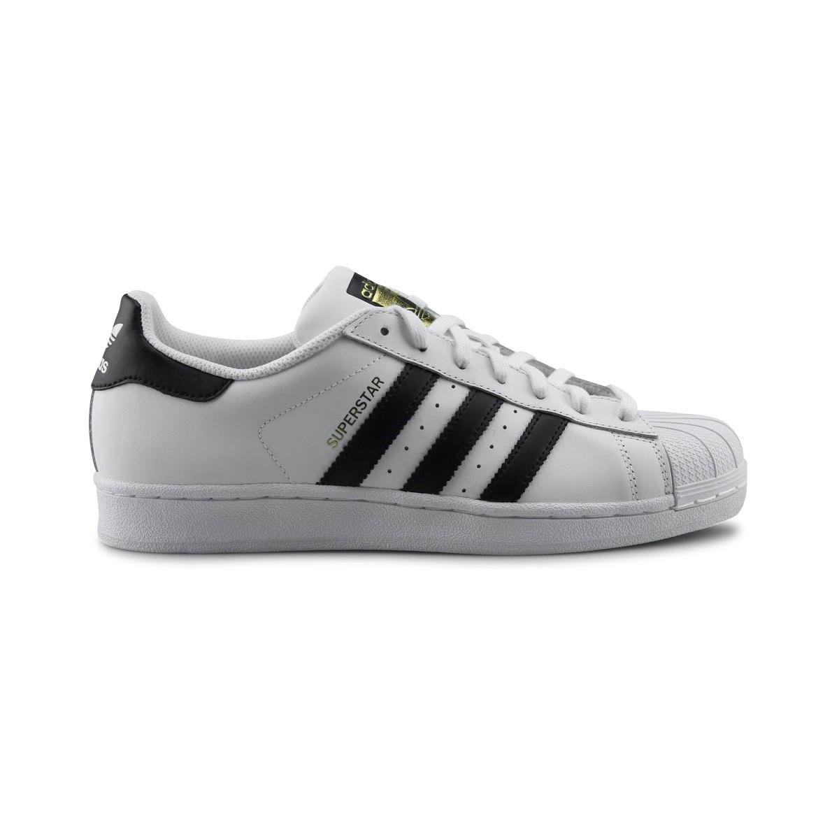 adidas originals superstar blanc