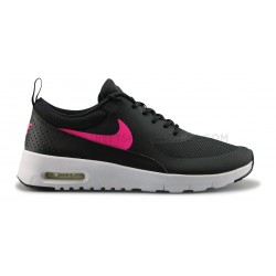 NIKE AIR MAX THEA JUNIOR NOIR ROSE