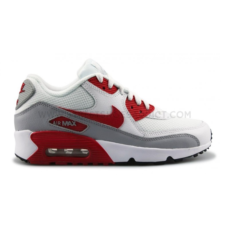 on sale b9dc3 60c68 ... nike air max 90 mesh junior blanc