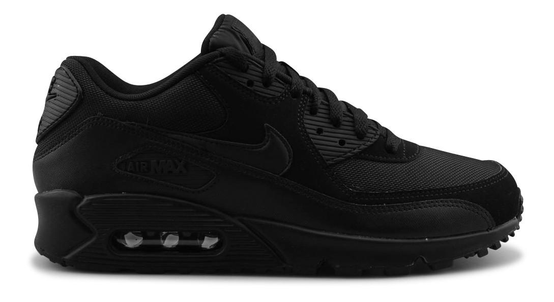 Nike Air Max 90 Essential Noir 537384-090 | Street Shoes Addict