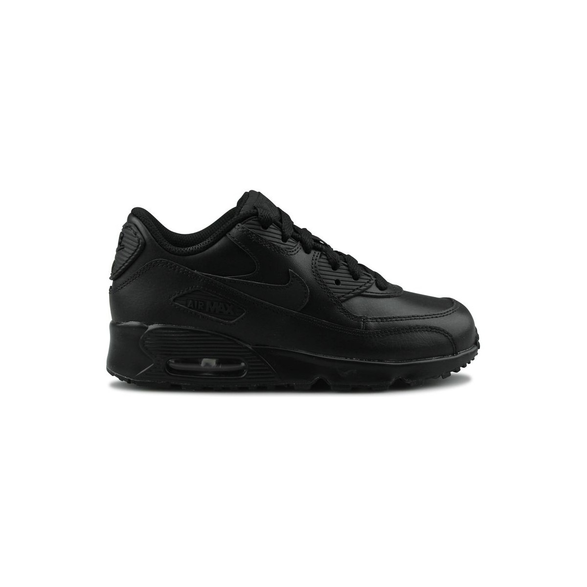 pick up special for shoe new arrive Nike Air Max 90 LTR Noir Enfant 833414-001 | Street Shoes Addict