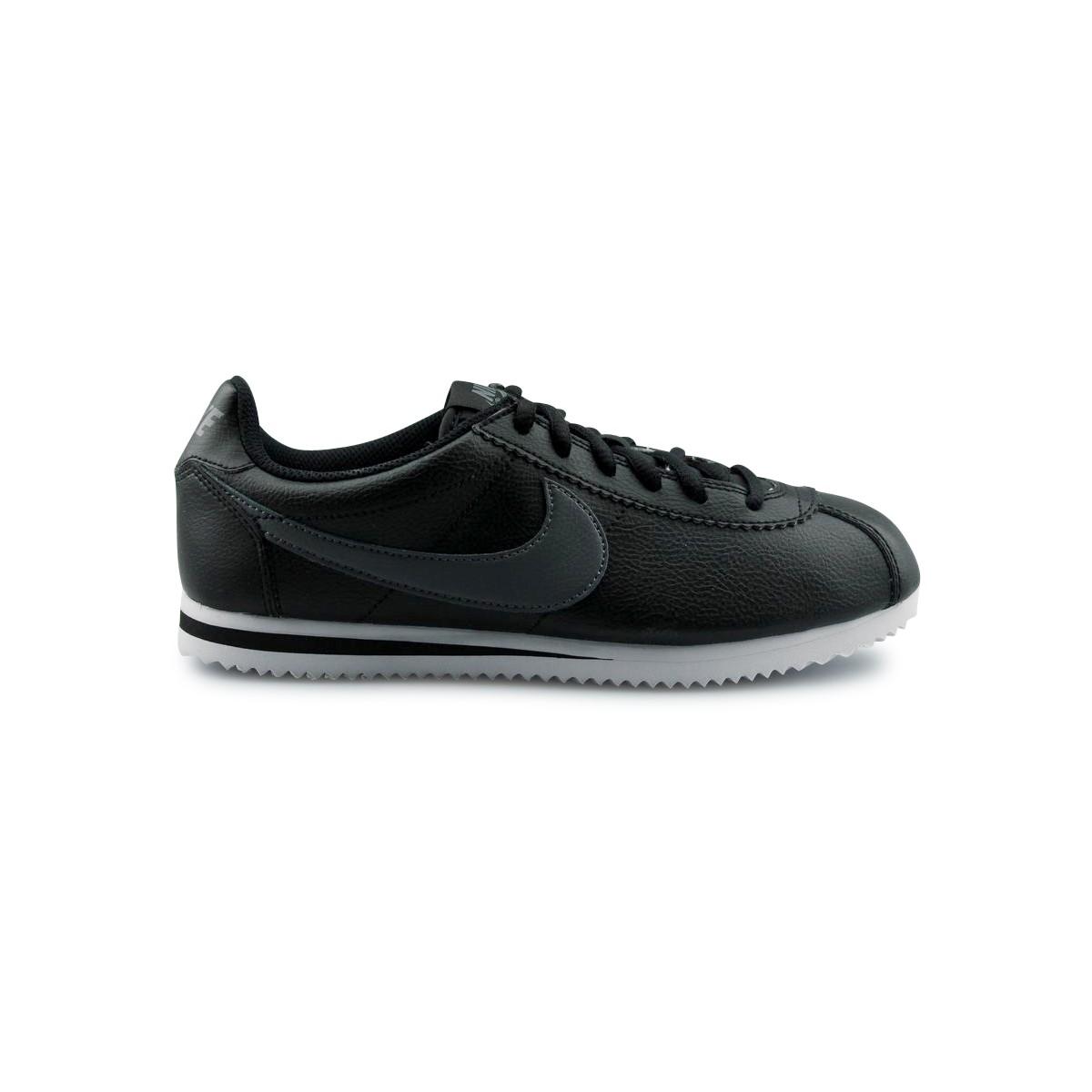 1416448fc NIKE CORTEZ JUNIOR NOIR - Street Shoes Addict