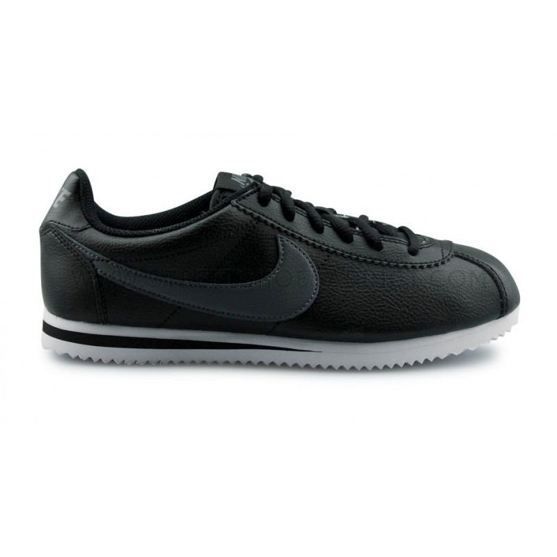 nike cortez noir junior. Black Bedroom Furniture Sets. Home Design Ideas