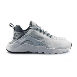 WMNS NIKE AIR HUARACHE RUN ULTRA BLANC