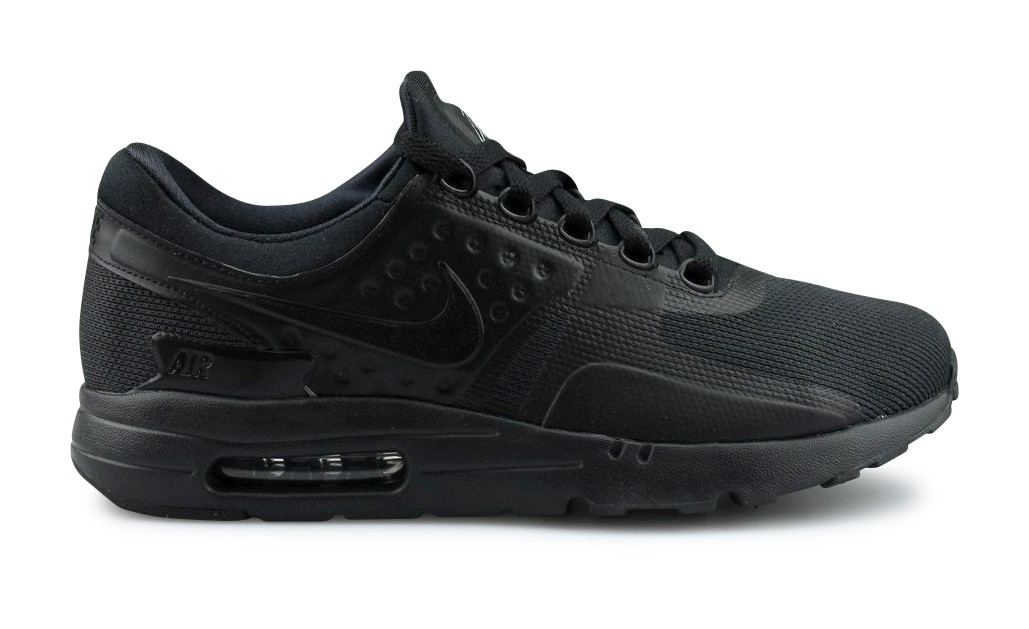 huge selection of 94a20 063d2 NIKE AIR MAX ZERO ESSENTIAL NOIR - Street Shoes Addict