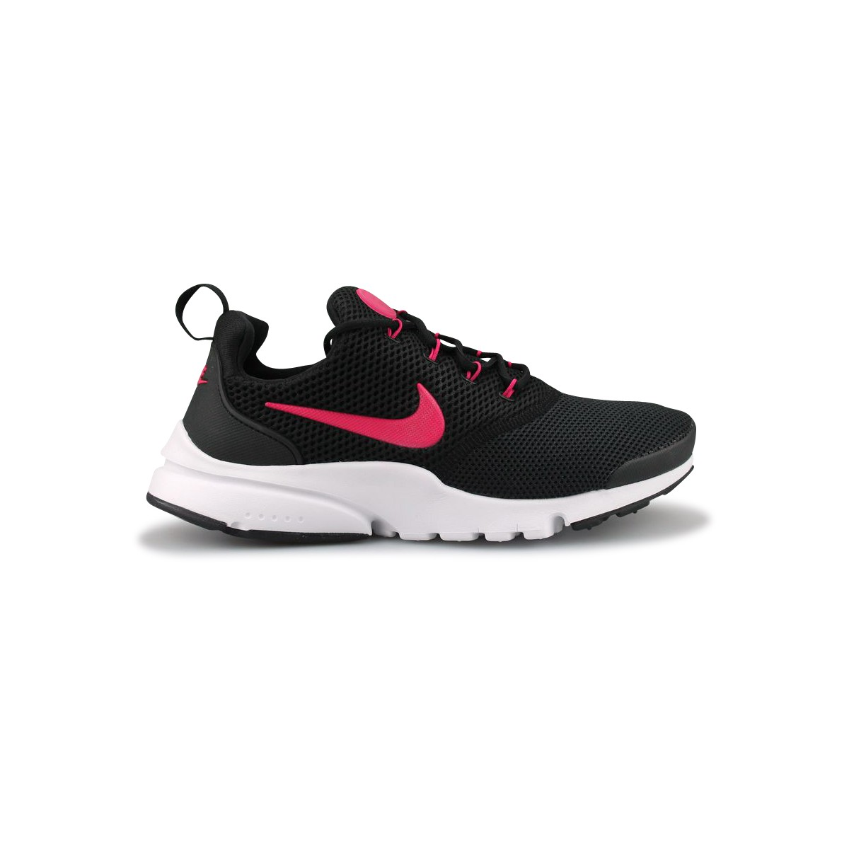 finest selection 46ee8 f087b NIKE PRESTO FLY JUNIOR NOIR ROSE - Street Shoes Addict