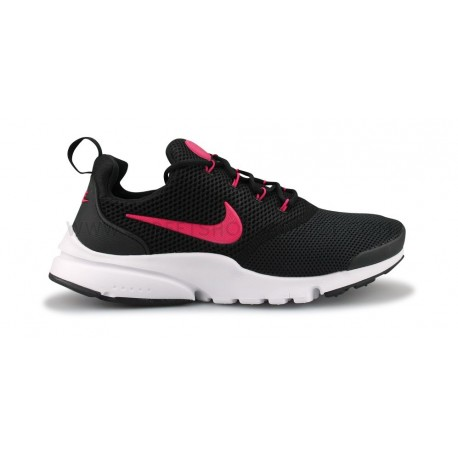 look good shoes sale great fit new images of NIKE PRESTO FLY JUNIOR NOIR ROSE