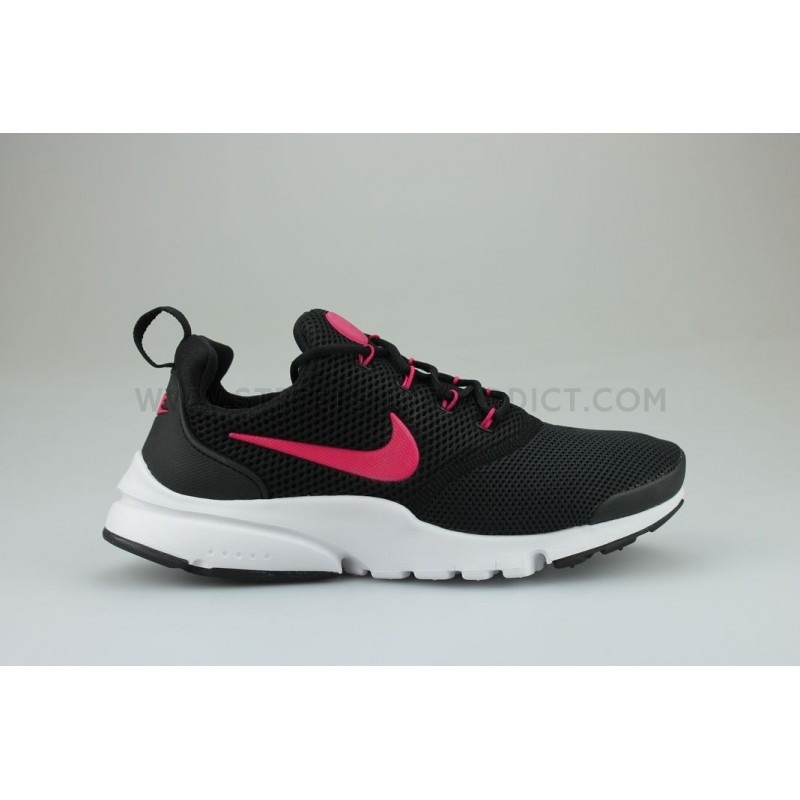 meilleure sélection 1b1ba 91b62 NIKE PRESTO FLY JUNIOR NOIR ROSE - Street Shoes Addict