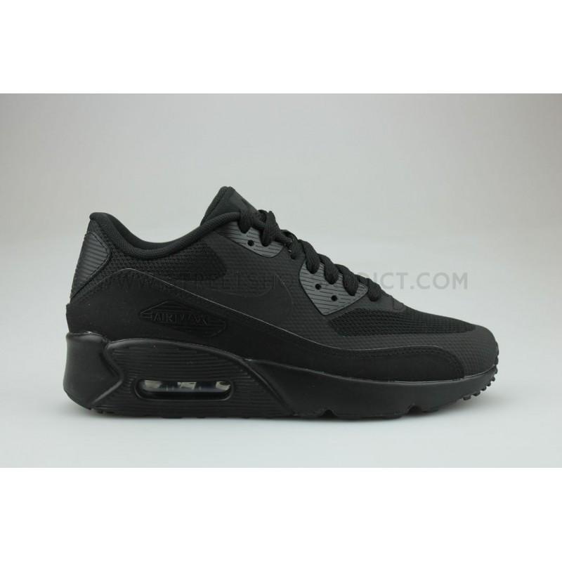 Nike Air Max 90 Ultra 2.0 Junior Noir 869950 001 | Street