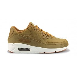 NIKE AIR MAX 90 ULTRA 2.0 LEATHER MARRON