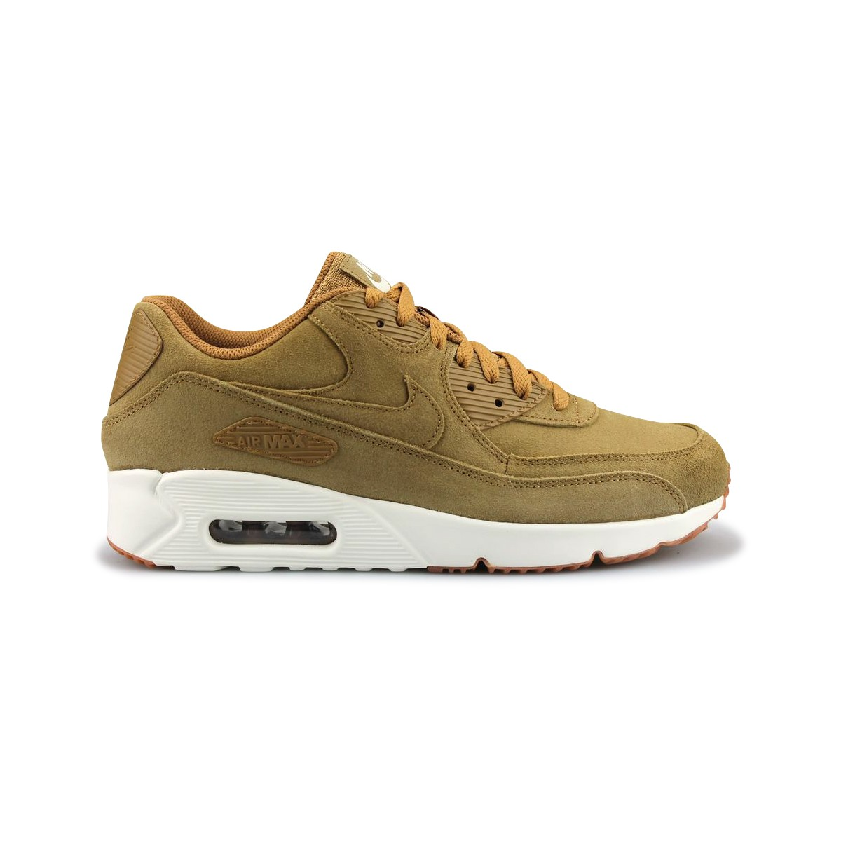 buy popular 1a906 1b9dc ... NIKE AIR MAX 90 ULTRA 2.0 LEATHER MARRON - Street Shoes Addict ...