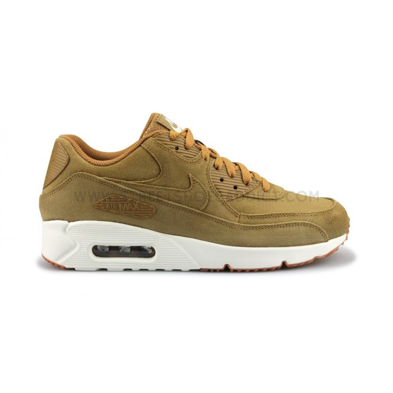 buy popular 940e3 50886 AIR MAX 90 ULTRA 2.0 LEATHER MARRON. NIKE .
