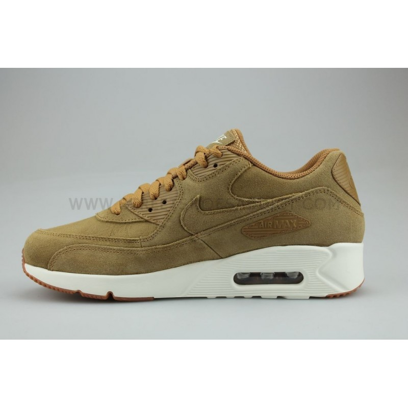 ... NIKE AIR MAX 90 ULTRA 2.0 LEATHER MARRON; NIKE ...