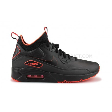 2bb185daae1 Nike Air Max 90 MID Winter Noir Homme AA4423-001