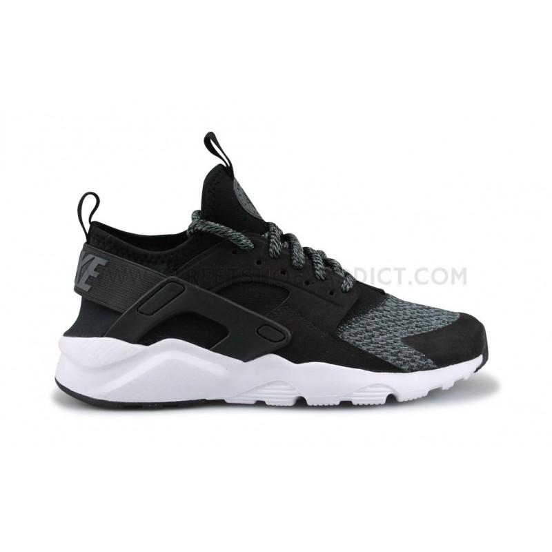 Nike Air Huarache Run Ultra SE Noir 942121  | Street Chaussures  Addict
