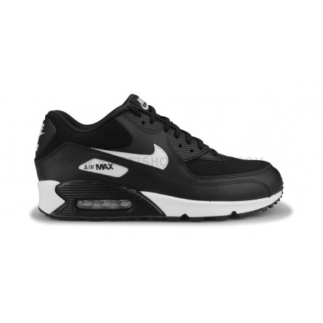 d5c7b679f83910 Nike Air Max 90 Noir 325213-047   Street Shoes Addict