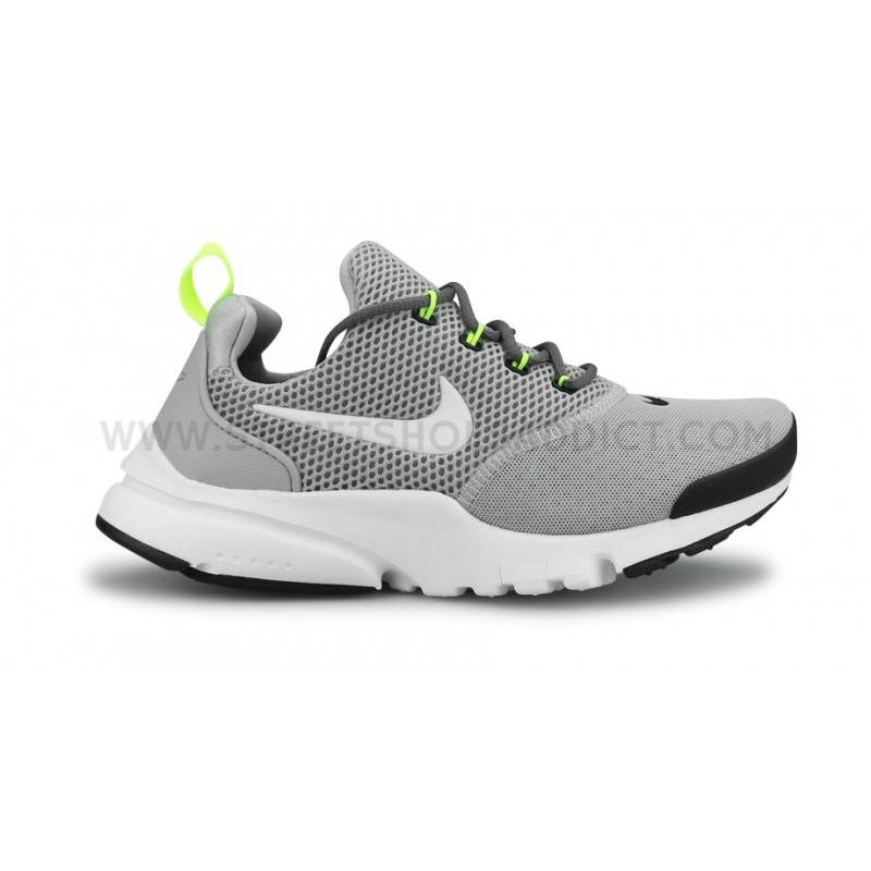 outlet online 100% top quality good NIKE PRESTO FLY JUNIOR GRIS - Street Shoes Addict