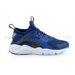 sneakers for cheap b0e2f 2d93d NIKE AIR HUARACHE RUN ULTRA JUNIOR BLEU