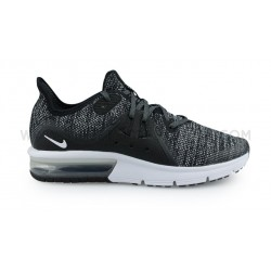 NIKE AIR MAX SEQUENT 3 JUNIOR NOIR