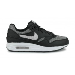 NIKE AIR MAX 1 SE JUNIOR NOIR