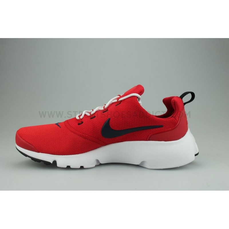 meilleure sélection 0e1ac b0667 NIKE PRESTO FLY ROUGE - Street Shoes Addict