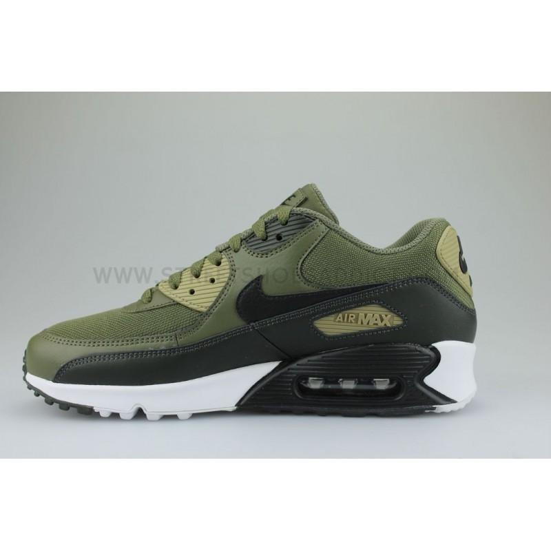 Air 90 Essential Max Street 201 Nike Shoes Aj1285 Noir Kaki Addict dqgEEw