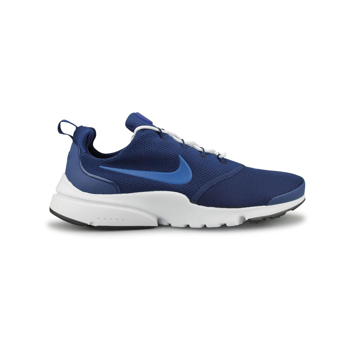Street 406 Fly 908019 Shoes Presto Bleu Nike Homme Blanc Addict 0SBqWYH