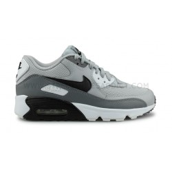 NIKE AIR MAX 90 MESH JUNIOR GRIS