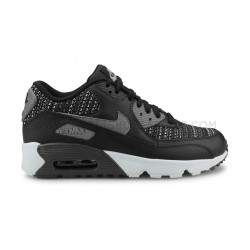 NIKE AIR MAX 90 MESH SE JUNIOR NOIR