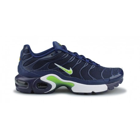 Nike Air Max Plus Junior Bleu