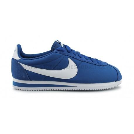 Nike Classic Cortez Nylon Bleu