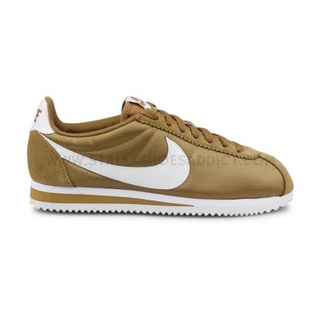 Wmns Nike Classic Cortez Nylon Bronze