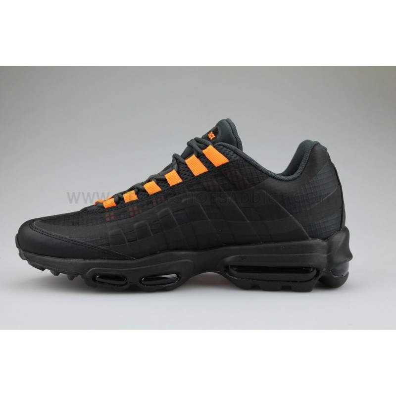 chaussures air max 95 ultra nike homme orange