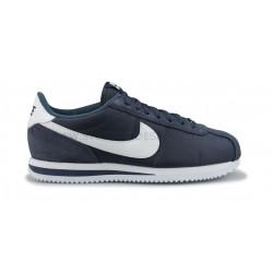 Nike Cortez Basic Nylon Bleu