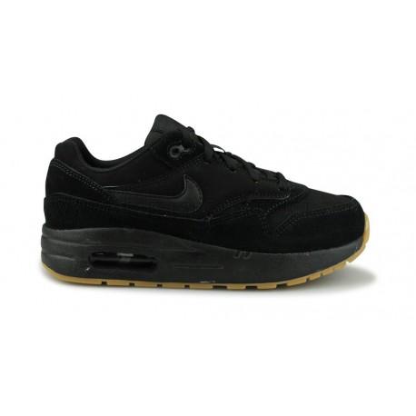 Nike Air Max 1 Enfant Noir