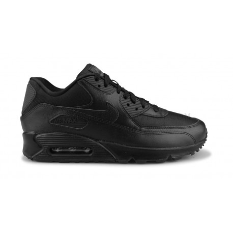 Wmns Nike Air Max 90 Noir