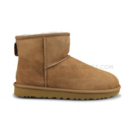Ugg W Classic Mini 2 Marron