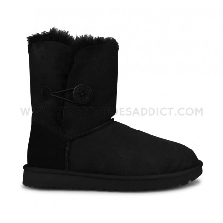 Ugg W Bailey Button 2 Noir