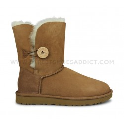 Ugg W Bailey Button 2 Marron