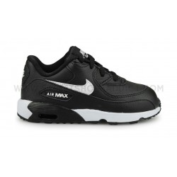 Nike Air Max 90 Leather Bebe Noir