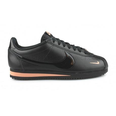 Wmns Nike Classic Cortez Premium Noir