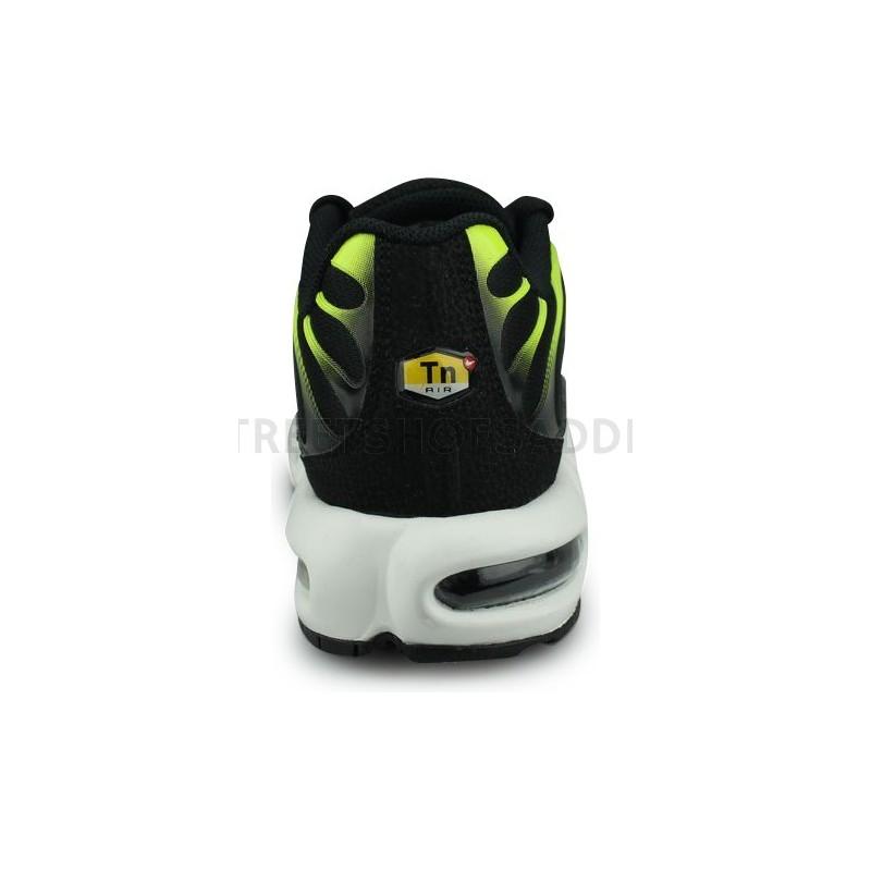 chaussures de séparation 3b8a7 5905c Nike Air Max Plus Tn Noir - Street Shoes Addict