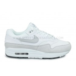 sports shoes 6b46a 51c8b Nike Air Max 1 Blanc