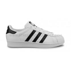 Adidas Superstar J Blanc