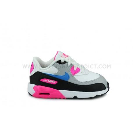 Nike Air Max 90 Ltr Bebe Blanc
